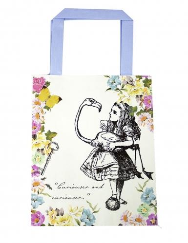 8 sacchetti in carta Alice nel paese immaginario