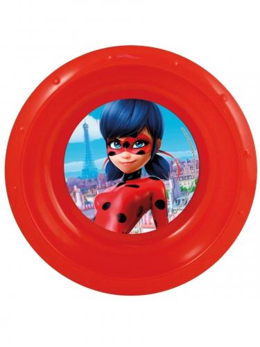Piatto fondo in plastica rigida Ladybug™