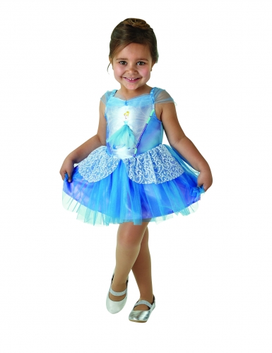 Costume Principessa Ballerina Cenerentola™ bambina-2