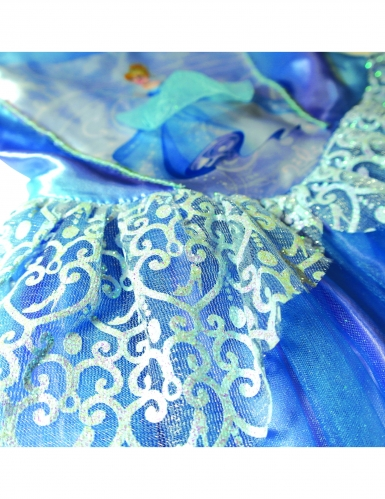 Costume Principessa Ballerina Cenerentola™ bambina-5