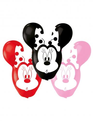 4 palloncini in lattice con orecchie giganti Minnie™
