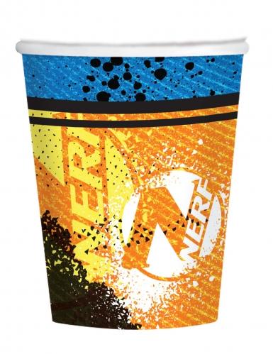 8 bicchieri in cartone Nerf™