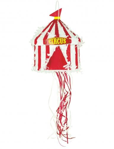 Pignatta tenda Vintage Circus