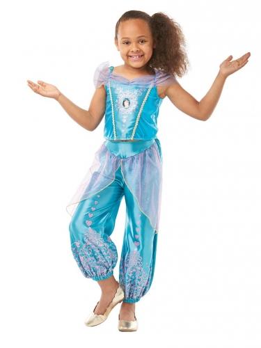 Costume classico principessa Jasmine™ per bambina