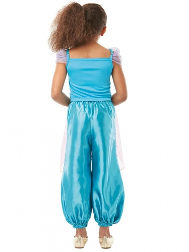 Costume classico principessa Jasmine™ per bambina-1