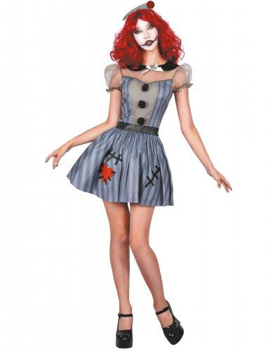 halloween costume bambola assassina