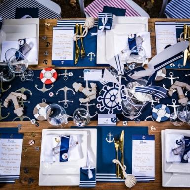 Kit 13 accessori photobooth tema marino-2