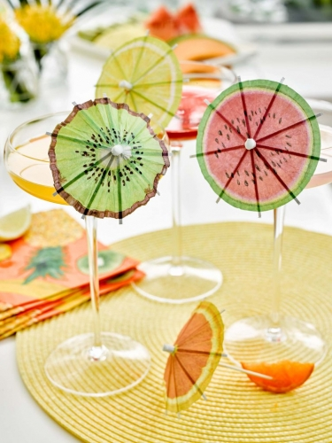 20 ombrellini frutta per cocktail-1