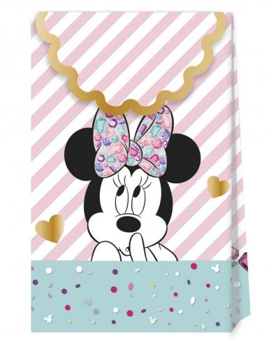 6 sacchetti di carta premium Minnie™