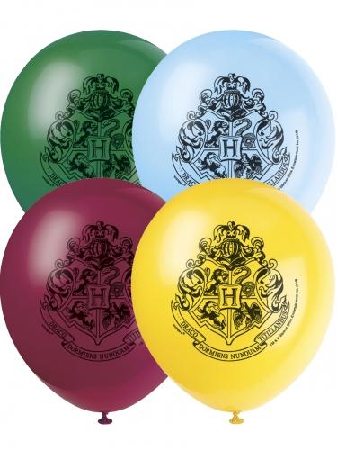 8 palloncini in lattice Harry Potter™