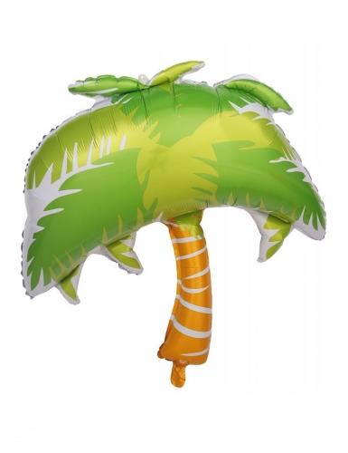 Palloncino in alluminio forma di palma