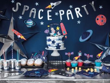 7 decorazioni oer torta avventura nello spazio-2