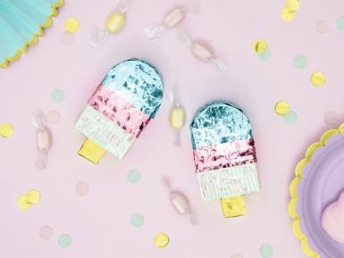 Mini pignatta gelato metallizzato-1