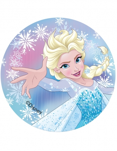 12 decorazioni per biscotti Frozen™-2