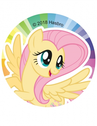 12 decorazioni per biscotti My Little Pony™-5