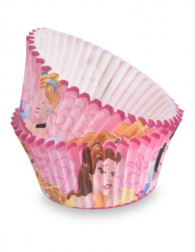 50 Pirottini da cupcakes Principesse Disney™ 7cm