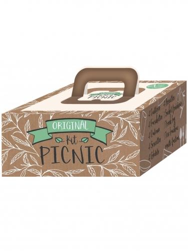 Kit ecologico per picnic 4 persone-1