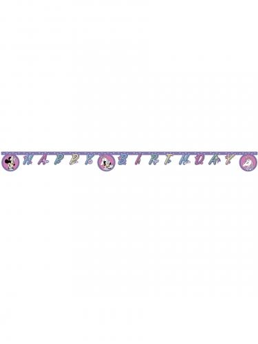 Ghirlanda Happy Birthday Minnie unicorn™-1