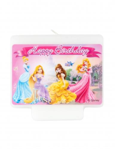 Candelina Happy Birthday delle Principesse Disney™