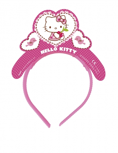 4 Cerchietti di carta Hello Kitty™