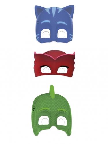 6 maschere in cartone Super Pigiamini™