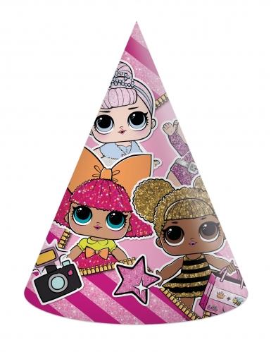 6 cappellini per festa LOL Surprise™