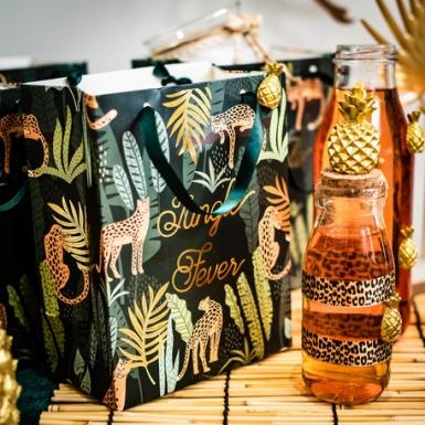 4 sacchetti regalo Jungle Fever-1