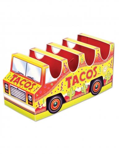 Centrotavola 3D camion dei tacos