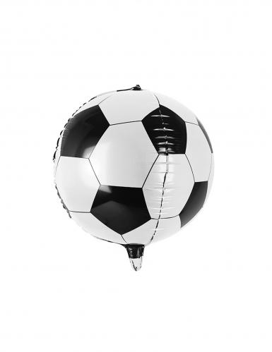 Palloncino in alluminio a forma di pallone da calcio