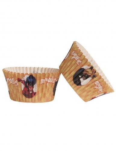 25 pirottini per cupcakes Ladybug™
