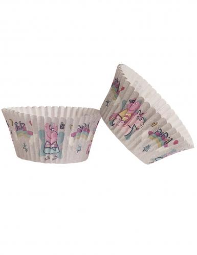 25 pirottini per cupcakes Peppa Pig™