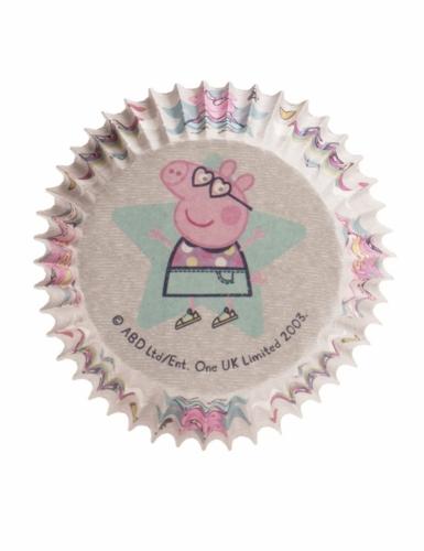 25 pirottini per cupcakes Peppa Pig™-1
