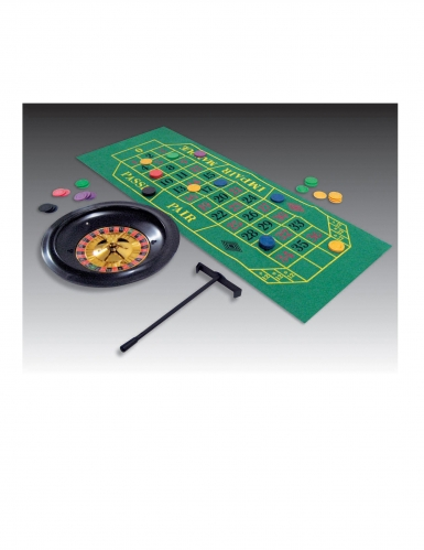 Kit roulette casino 185 pezzi