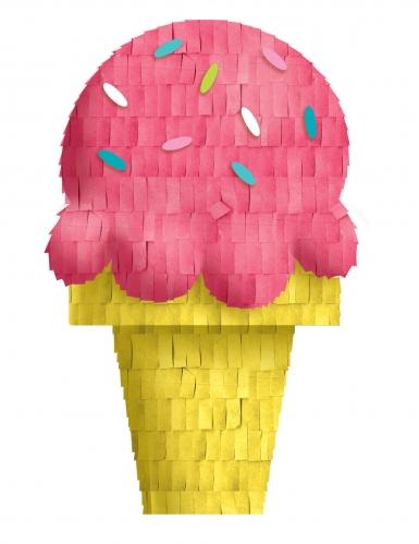 Mini decorazione in carta gelato