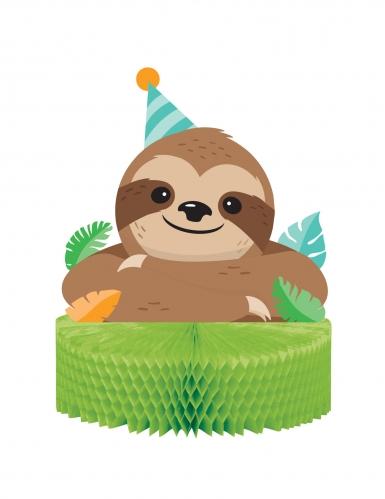 Centrotavola di carta piccolo bradipo