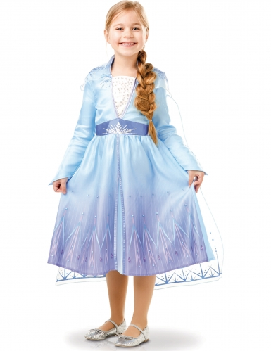 Costume classico Elsa Frozen 2™ bambina