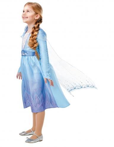Costume classico Elsa Frozen 2™ bambina-1