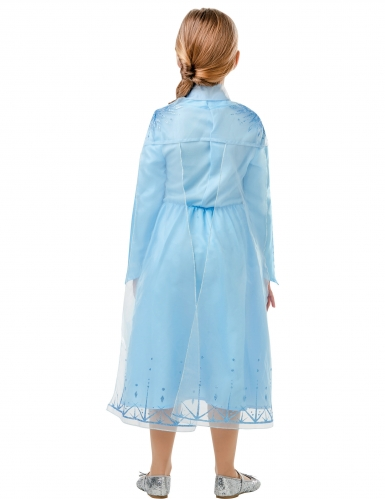 Costume classico Elsa Frozen 2™ bambina-2