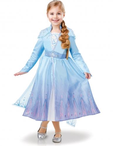 Costume deluxe Elsa Frozen 2™ bambina