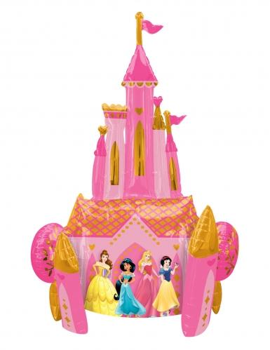 Palloncino alluminio castello rosa Principesse Disney™