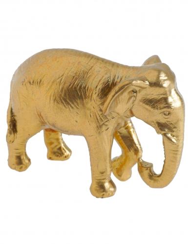 Statuina in resina elefante