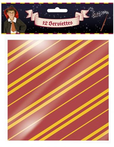 12 tovaglioli in carta mago 33 x 33 cm