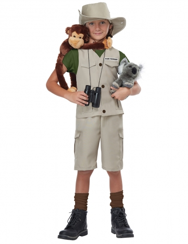Costume avventuriero per bambino