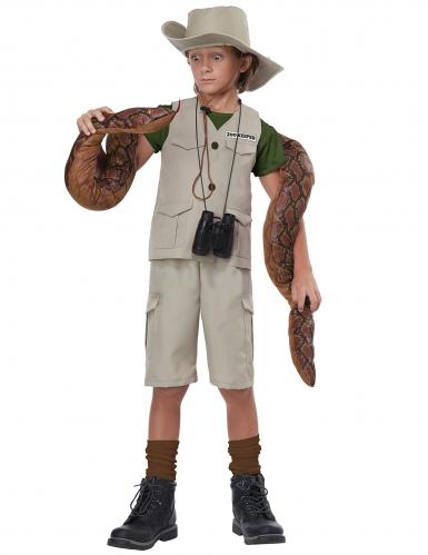 Costume avventuriero per bambino-2