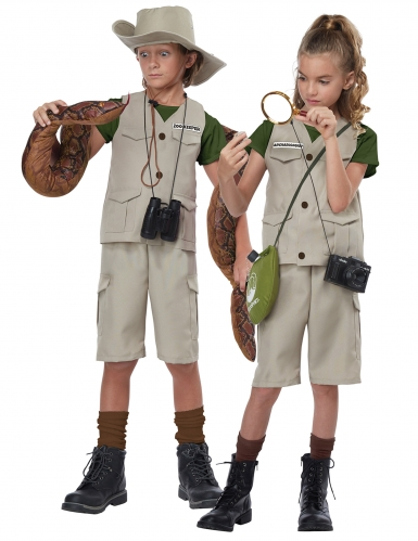 Costume avventuriero per bambino-3