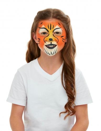 Kit trucco e accessori tigre per bambini-3