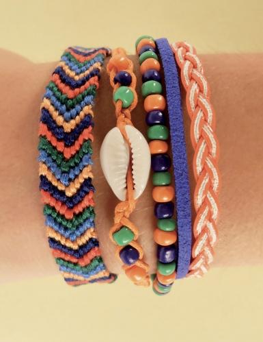 Kit creazione bracciali tropicali-3