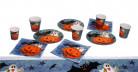 Set completo da tavola Halloween