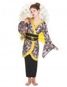 Costume giapponese in raso per ragazze