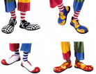 Scarpe da clown professionali